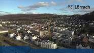 Lörrach - Panorama open webcam
