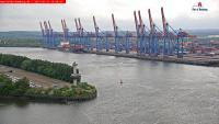 Hamburg - Zentralhafen open webcam