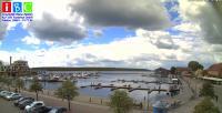 Waren - Stadthafen open webcam
