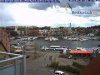 Waren (Müritz) - Stadthafen open webcam
