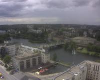 Mühlheim an der Ruhr - Rathauturm Südwest open webcam