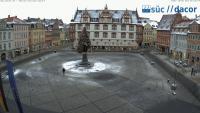 Trier - Zentrum open webcam