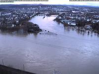 Koblenz - Deutsches Eck open webcam