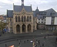 Erfurt - Fischmarkt open webcam
