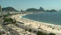Rio de Janeiro - Copacabana open webcam