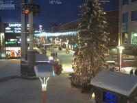 Rovaniemi - Zentrum open webcam