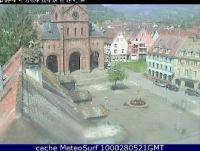 Münster - historischen Zentrums open webcam