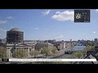 Dublin - City open webcam