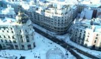 Madrid - Metropolis Building open webcam