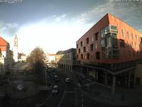Bautzen - Kornmarkt open webcam