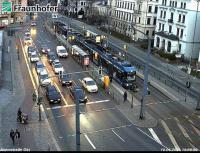 Dresden - Antonstraße open webcam