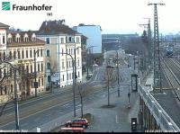 Dresden - Antonstraße/Leipziger Str. open webcam