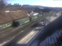 Oberwiesenthal - Bahnhof Fichtelbergbahn open webcam