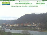 Bad Schandau - Elbtal open webcam