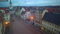Döbelner Rathaus - Obermarkt open webcam