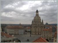 Dresden - Frauenkirche open webcam