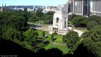 Sydney - Hyde Park open webcam