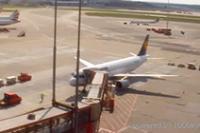 Hamburg Flughafen Vorfeld Süd open webcam