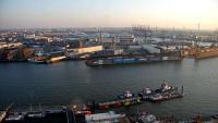 Hamburger Hafen open webcam