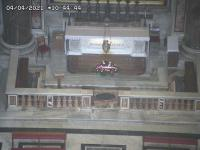 Vatikan - Grabstätten open webcam