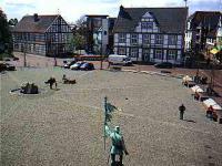 Marktplatz Quakenbrück open webcam