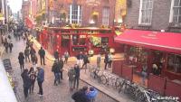 Dublin - Templebar open webcam