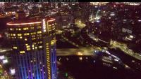 Melbourne - Zentrum CROWN Hotel open webcam
