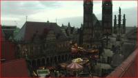 Bremen - Marktplatz open webcam