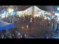 Ko Samui - Lamai Walking Street show webcam