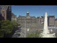 Amsterdam - Dam Square show webcam