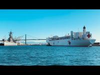 Los Angeles -Port of Los Angeles show webcam