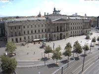 Braunschweig - Schlossplatz show webcam