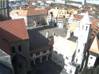 Braunschweig - Burgplatz show webcam