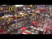 New York - Timesquare open webcam