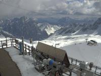 Zugspitze Schneefernerhaus open webcam