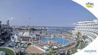 Costa Adeje - Playa de la Pinta open webcam