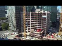 Amsterdam - CBRE World Trade Center open webcam