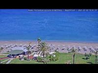 Rhodos - Rodos Palladium Beach open webcam
