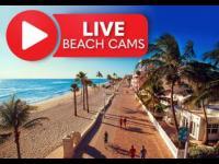 Florida - Beach open webcam