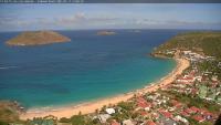Saint Barth - Flamand Beach open webcam
