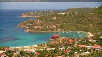 Saint Barth - Baie de St-Jean open webcam