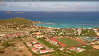 Saint Barth - Plaine de St-Jean open webcam