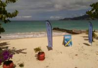 Saint Georges - Anse Beach open webcam