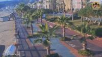Alanya - Cleopatra Beach open webcam