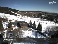 Oberwiesenthal - Skigebiet open webcam