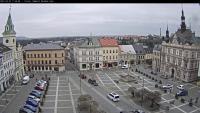Turnov - Náměstí Českého ráje open webcam