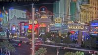 Las Vegas - Las Vegas Boulevard open webcam