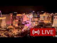 Las Vegas - Treasure Island View open webcam