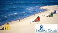 Sarasota - Siesta Beach open webcam