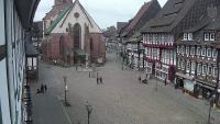 Einbeck - Marktplatz open webcam